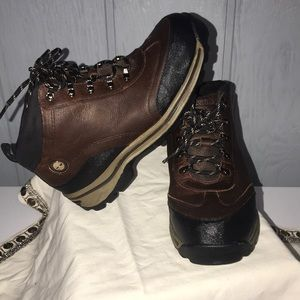 Timberland Boy's Ankle Winter Boots Size 4.5